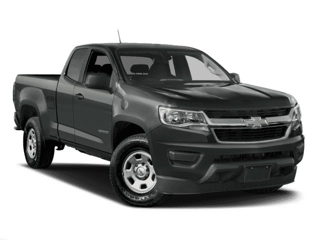 Pre-Owned 2017 Chevrolet Colorado WT 4WD