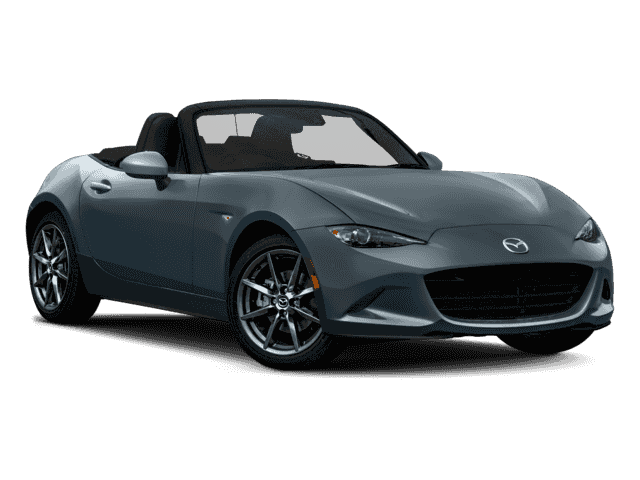 New Mazda Miata Grand Touring