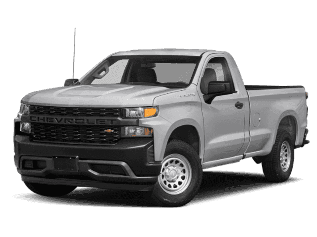 New 2019 Chevrolet Silverado 1500 New Regular Cab 4x4 WT Four Wheel Drive Pick up