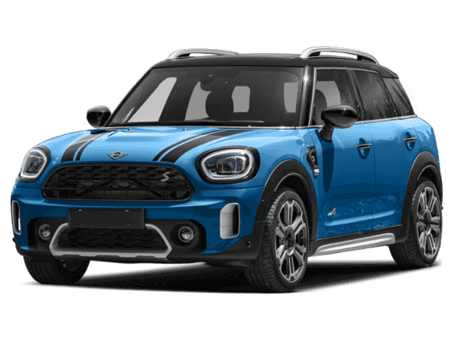 New 2021 MINI Countryman Cooper S