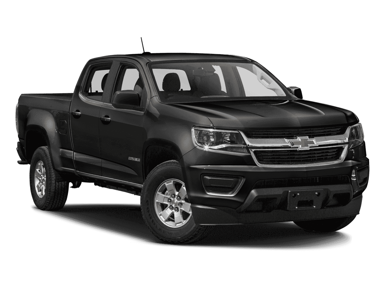 New Chevrolet Colorado 2WD Work Truck