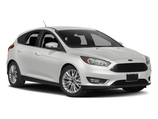 New 2018 ford focus titanium 4d hatchback near indianapolis c18285 new 2018 ford focus titanium fandeluxe Choice Image
