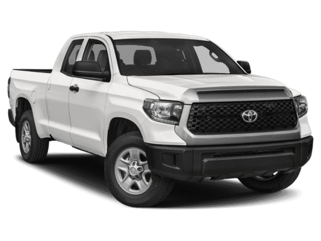 New 2019 Toyota Tundra SR5 Double Cab 6.5' Bed 5.7L