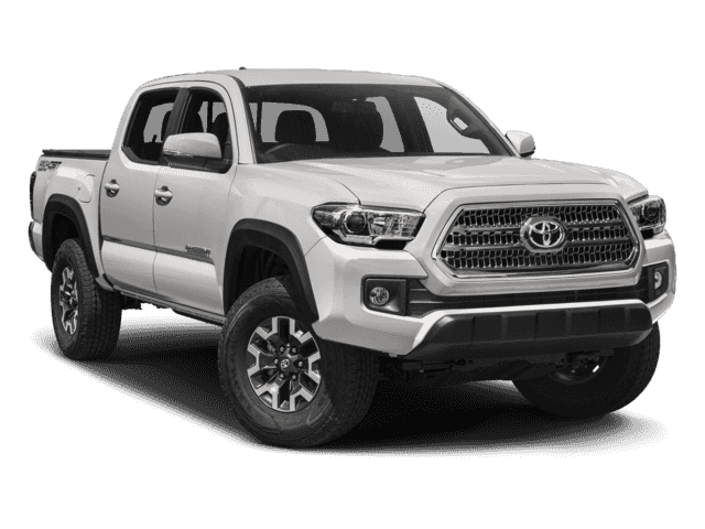Pre Owned 2017 Toyota Tacoma Trd Off Road