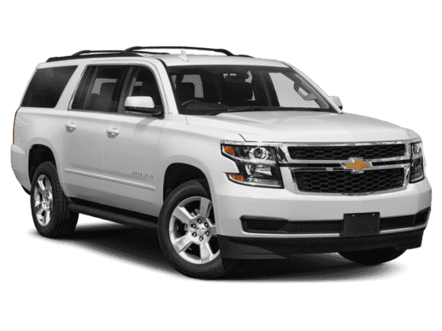 New 2020 Chevrolet Suburban LT 1500