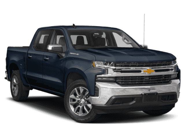 New 2020 Chevrolet Silverado 1500 4WD Crew Cab 147 LT Trail Boss