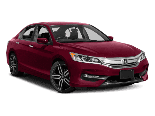New 2017 Honda Accord Sport Special Edition FWD 4D Sedan