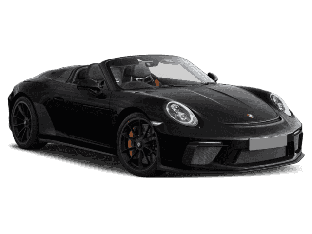 New 2019 Porsche 911 Speedster