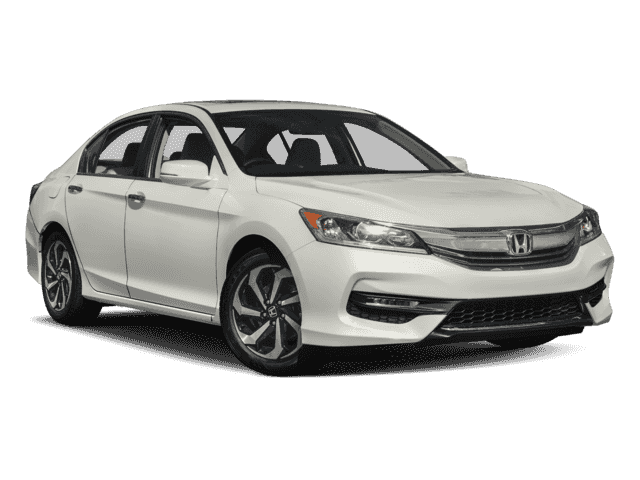 New 2017 Honda Accord Sedan EX-L Front Wheel Drive