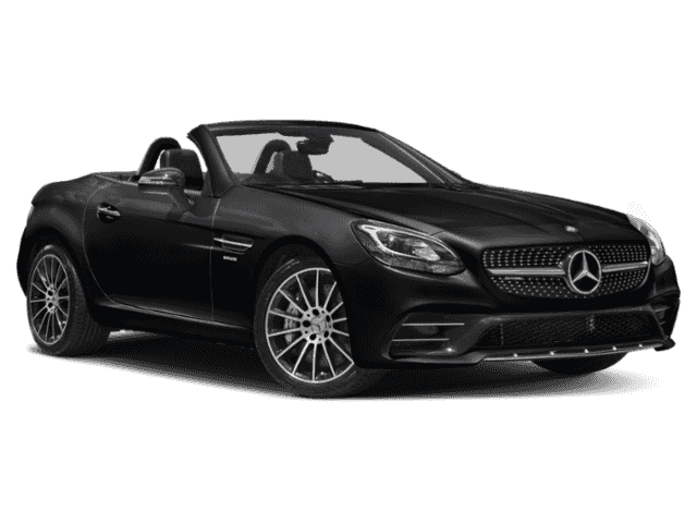 New 2018 Mercedes-Benz SLC SLC43 AMG