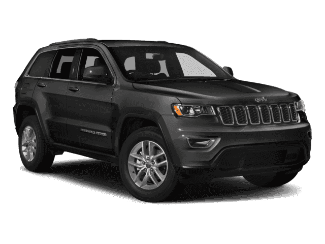 New 2018 Jeep Grand Cherokee Laredo Sport Utility In White
