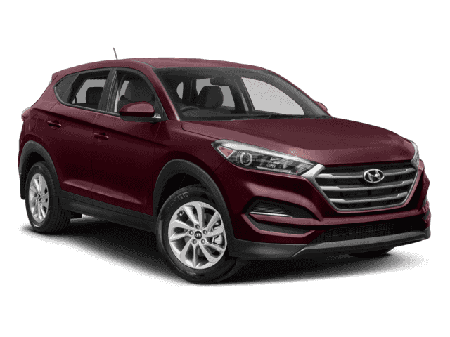New Hyundai Tucson SEL Plus