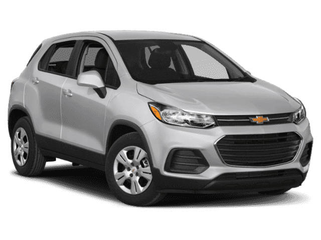 New 2019 Chevrolet Trax FWD 4dr LS Front Wheel Drive SUV