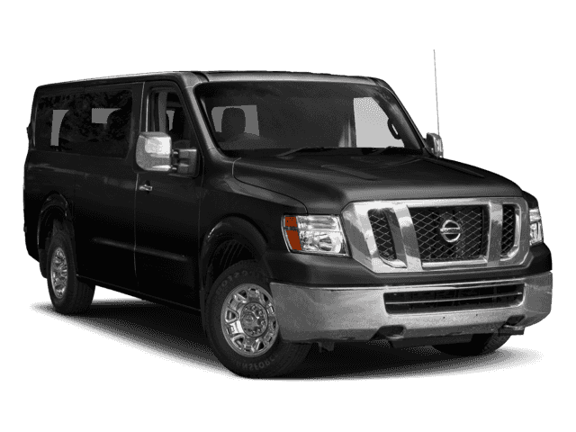 New 2018 Nissan NV Passenger NV3500 HD SV V6