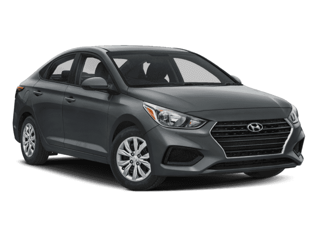 New 2018 HYUNDAI ACCENT SEDAN Front Wheel Drive 4dr Car
