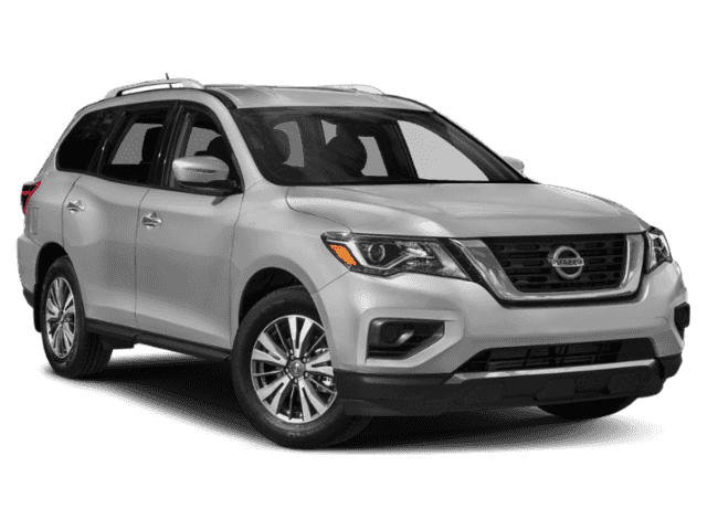 New 2019 Nissan Pathfinder S Front-wheel Drive