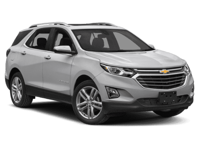 Certified Pre-Owned 2018 Chevrolet Equinox Premier With Navigation