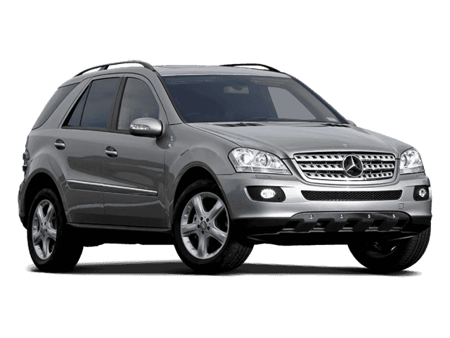 Pre-Owned 2008 Mercedes-Benz M-Class ML 550 4MATIC® 4D Sport Utility