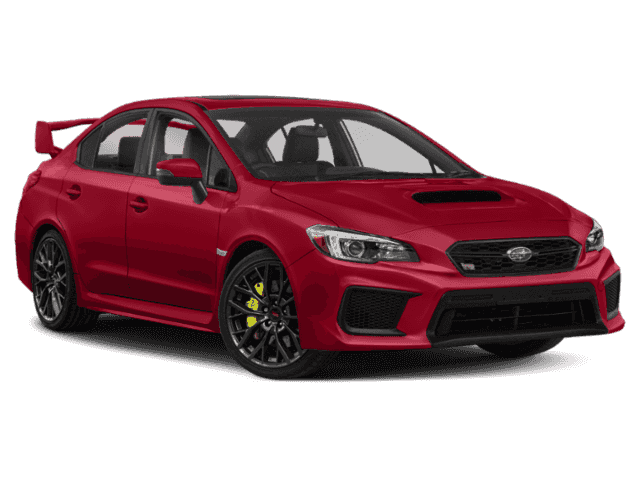 New 2019 Subaru WRX STI Limited Manual w/Wing Spoiler