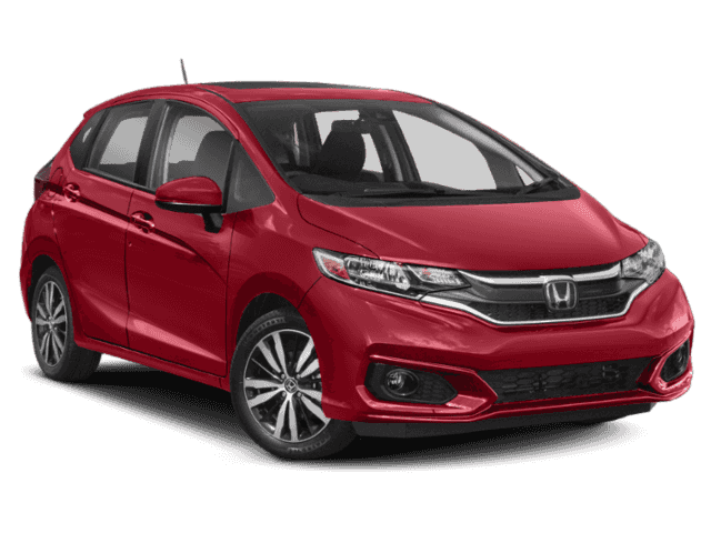 New 2020 Honda Fit EX FWD 4D Hatchback