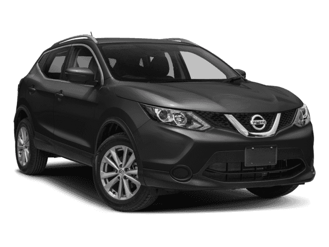 New 2018 Nissan Rogue Sport S APPEARANCE PKG