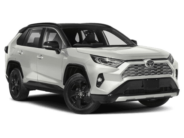 New 2020 Toyota RAV4 Hybrid XSE AWD 5 (In-Transit To Dealership)