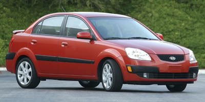 Pre-Owned 2007 KIA RIO LX Sedan 4