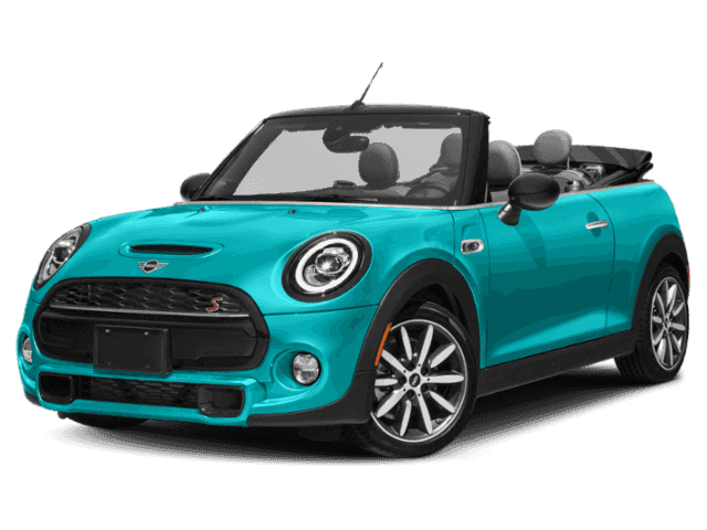 New 2021 MINI Convertible Cooper