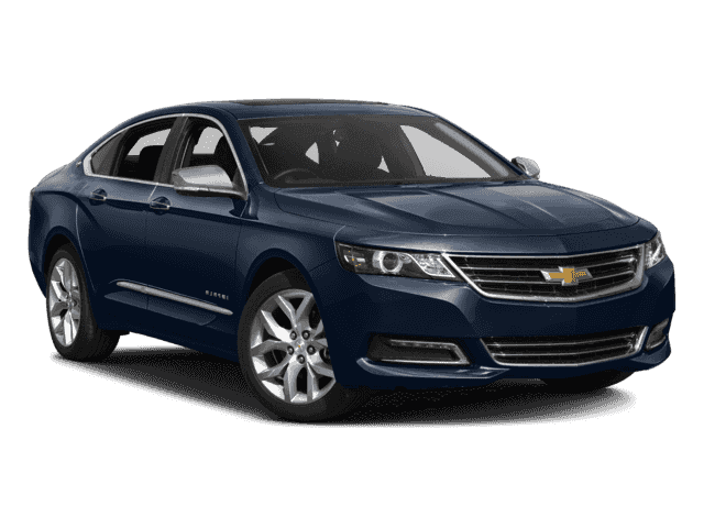 New 2017 Chevrolet Impala Premier FWD 4D Sedan