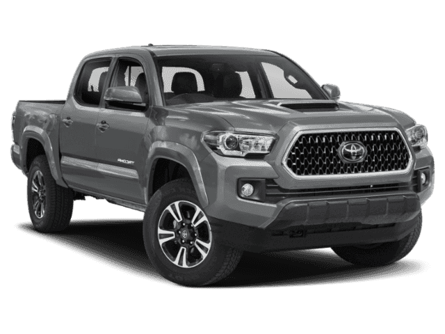 New 2019 Toyota Tacoma 4x4 Double Cab V6 Manual TRD Sport