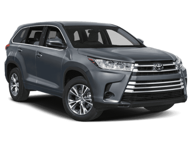 New 2019 Toyota Highlander Le Suv In Warwick Tw539014 Balise
