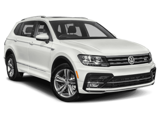 New 2019 Volkswagen Tiguan SEL R-Line with 4MOTION®