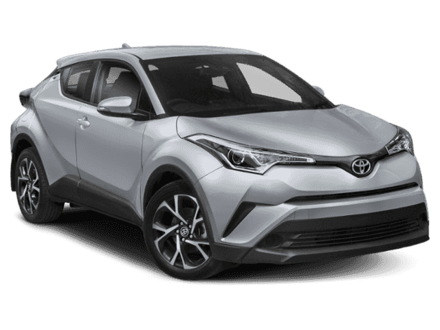 New 2019 Toyota C Hr Limited Fwd Sport Utility In Santa Monica