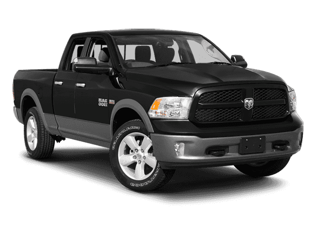 Pre-Owned 2013 RAM 1500 Tradesman/Express 4WD