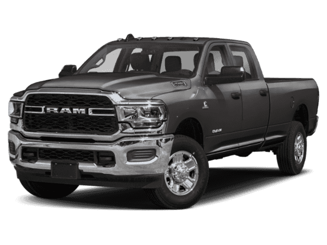 "New 2019 RAM 2500 Tradesman 4x4 Crew Cab 6'4"" Box"