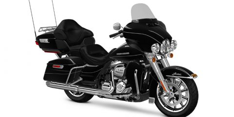 New 2017 Harley-Davidson Ultra Limited