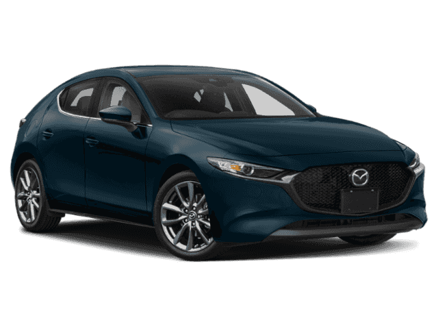 New 2019 Mazda3 Hatchback MAZDA3