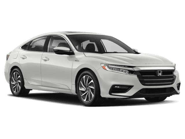 New 2021 Honda Insight Touring