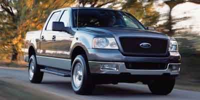 Pre-Owned 2004 FORD F150 XLT Pickup