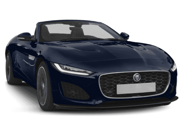 New 2021 Jaguar F-TYPE P300