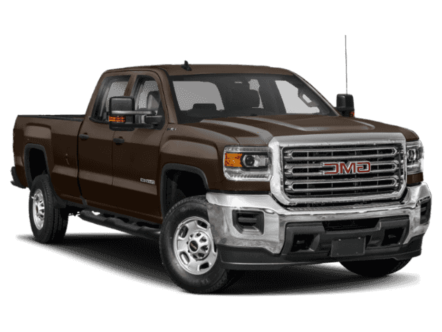 New 2019 GMC Sierra 2500HD 4WD Crew Cab 167.7 SLE
