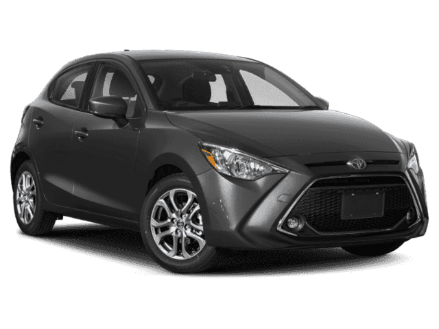 New 2020 Toyota Yaris Hatchback XLE