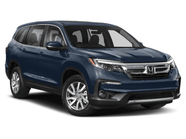 New 2020 Honda Pilot EX-L w/Navigation and Rear Entertainment System