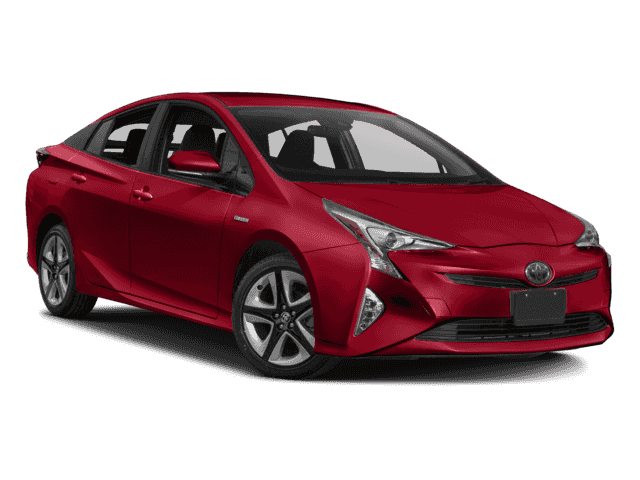 New 2017 Toyota Prius Three Touring FWD 4dr Car