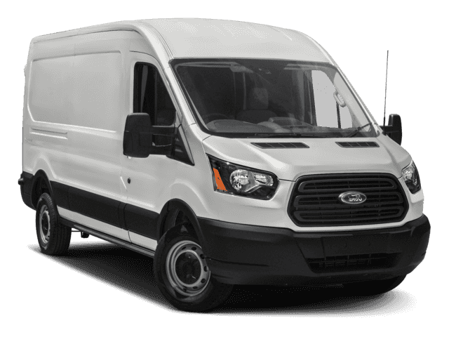 New 2017 Ford Transit Van T250