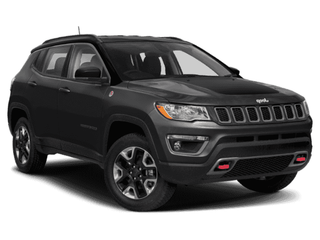 New 2021 Jeep Compass Trailhawk 4x4