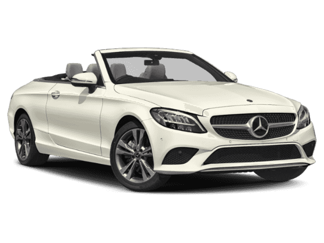 New 2019 C 300 4matic Cabriolet