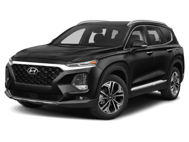 New 2020 Hyundai Santa Fe Limited 2.4 4dr Front-wheel Drive