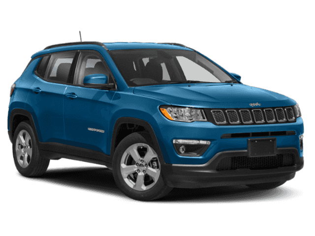 New 2019 Jeep Compass North | Backup Camera | Bluetooth | Heated Seats