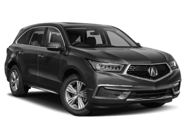 New 2020 Acura MDX AT